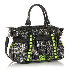 Green Iron Fist purse