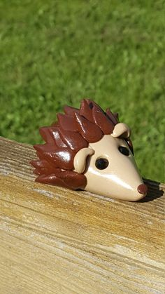 Ooak hedgehog by ARAartisticcreations on Etsy