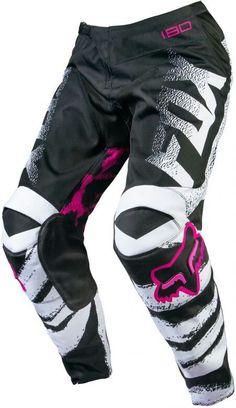 Women's Fox Motocross Pants 2015