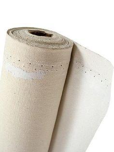 Fredrix Acrylic Primed Cotton Duck Canvas ? Tara Style 70 53 in. x 100 yd. roll