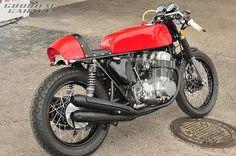 1972 Honda CB750 Cafe Racer