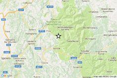 La terra torna a tremare: 6.5 alle 7.41 è la più forte dal sisma dellIrpinia. Nuova scossa di magnitudo 4.6 alle 13.07