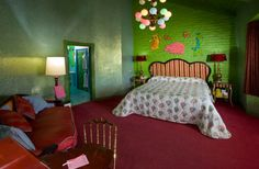 25 Jaw Dropping Rooms  Suites That Are Wacky  Oh So Unique
