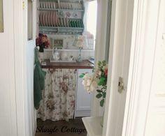 Cottage kitchen....❤