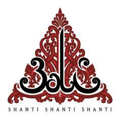 Brand of Island of Bali, the Island of Gods (Indonesia)