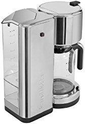 Christmas deals week Russell Hobbs CM7000S 8 Cup Coffeemaker Stainless Steel