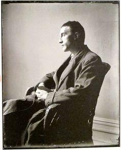 Man Ray: Marcel Duchamp, New York, 1917