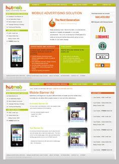 HotMob website