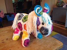 Pony, patroon van Heidi Bears