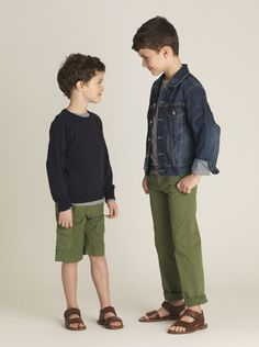 Great looks for boys