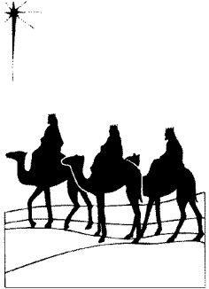 wise men silhouette clip art google search christmas printables rh pinterest com Three Wise Men Clip Art Manger Clip Art