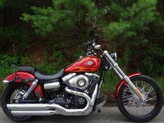 2012 harley wide glide | 2012 Harley-Davidson FXDWG Dyna Wide Glide Cruiser , US $13,999.00 ...