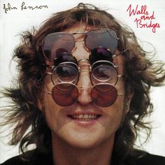John Lennon with assorted spectacles