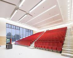 Gallery of Hörsaalzentrum / HH+F Architekten - 4