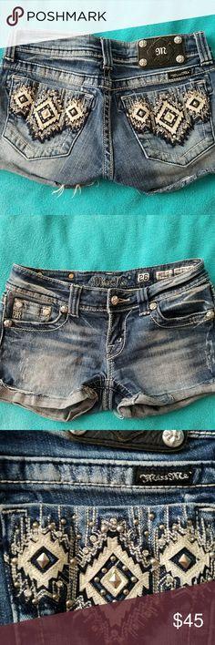 Miss Me shorts Great Miss Me shorts, great condition Miss Me Shorts