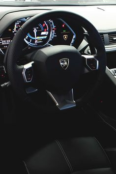 Lamborghini Aventador interior//xGlan//source