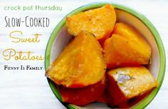 Don't wait for Thanksgiving to make these incredibly easy Crock Pot Sweet Potatoes recipe! They have the perfect blend of buttery sweetness, and make an excellent side dish! Crock Pot Sweet Potatoes, Cooking Sweet Potatoes, Sweet Potato Recipes, Mashed Potatoes, Slow Cooker Recipes, Crockpot Recipes, Cooking Recipes, Crockpot Dishes, Gf Recipes