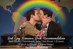 Best Gay Romance Recommendations, Week of Oct 21st