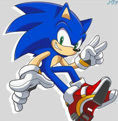 The gloves are new. I actually really like this design on SA2 Sonic. Could see it as a Adventure 3 update. #SonGokuKakarot