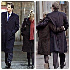 Colin Firth & Renee Zellweger Bridget Jones Movies, Bridget Jones Baby, Renee Zellweger, Colin Firth, Mr Darcy, Christian Bale, Kingsman, British Actors, Dream Guy