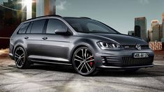 Because there's no such thing as too many diesel wagons. Volkswagen will debut its first ever Golf GTD Estate at the Geneva auto show in March. The station wagon carries the same diesel four-cylinder engine as the traditional GTD. Vw Golf Tdi, Volkswagen Golf Gti, Vw Arteon, Volkswagen Models, Volkswagen Golf Variant, Vw Golf Variant, Audi, Porsche, Pick Up