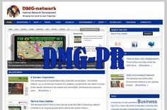 A major part of the DMG-network that is still under development is our PR section. This area has long been in the planning and I am hoping that we are able to roll-out the structure attached to the...