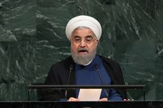 Iranian president rips into Trump as a 'rogue newcomer' to world politics - The Washington Post