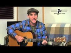 How to play The Heart Of Saturday Night by Tom Waits (Acoustic Guitar Lesson SB-107) + cover - YouTube