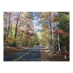 Autumn Country Road Rustic West Virginia Print!  #Zazzle #store #gifts #presents #ideas #christmas #holiday #shopping http://www.zazzle.com/dww25921*