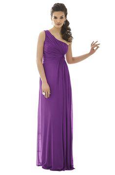 Purple Bridesmaid Dresses & Eggplant Gowns | Weddington Way