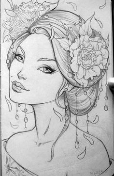 Coloring Book Pages People Sheets Facial Pictures Zentangle Embroidery Patterns Doodles Colorful Drawings