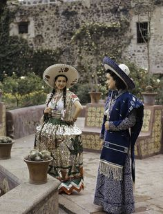 Mexican traditional wear