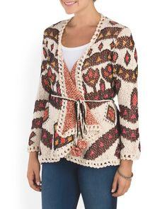 image of Pom Pom Sweater