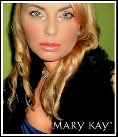 Makijaż wykonany kosmetykami Mary Kay