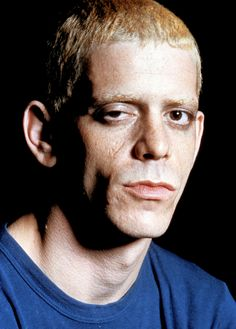 Lou Reed Photo by Mick Rock
