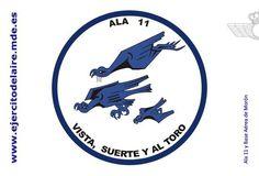 Emblema del Ala 11 Spanish Air Force