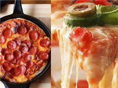 Không có lò nướng vẫn có thể làm pizza bằng... chảo cực ngon