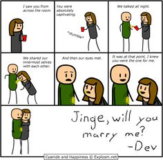 Cyanide and Happiness - Dev