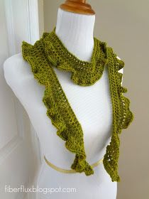 The Arugula Scarf is a luxurious light weight scarf that can be worn any time of year, either as an accessory scarf or when you need ju...