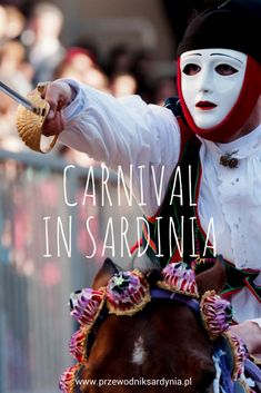 Carnival in Sardinia, Italy. Sardinia Italy, Cherries, Travel Guide, Countries, Celebrations, Carnival, Religion, Track, Around The Worlds