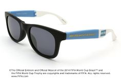 2014 FIFA World Cup Brazil Official Licensed Product SUNGLASSES   Argentina