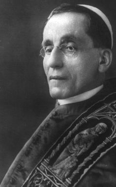 In Hac Tanta - On Saint Boniface, by Pope Benedict XV, 14 May 1919 ~ catholicsaints.info