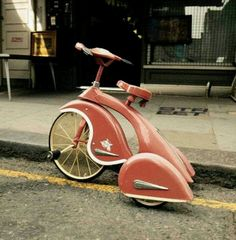 Retro Trike