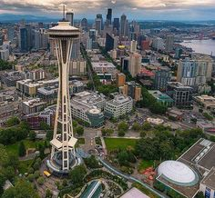 Seattle, Washington Photo by San Diego, San Francisco, Seattle Photography, Travel Photography, The Places Youll Go, Places To See, Yasmine Galenorn, San Antonio, Nashville