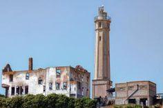 Jewels of the California Coastline: 16 Stunning Lighthouse Views: Alcatraz Lighthouse