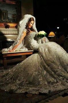 lalla wedding dress
