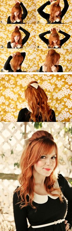 Holiday Hairstyle. Tutorial. | Kenra Professional Inspiration