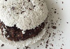 Casadinho de tapioca com cacau para matar a vontade de chocolate
