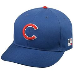 Outdoor Cap Chicago Cubs Youth MLB Licensed Replica Caps/All 30 Teams, Official Major League Baseball Hat of Youth Little League and Youth Teams Major League Baseball Teams, Baseball Uniforms, Baseball Hats, Baseball Stuff, Chicago Cubs Fans, Chicago Cubs Baseball, Mlb Team Logos, Mlb Teams