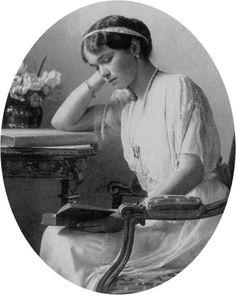 Grand Duchess Olga Romanova